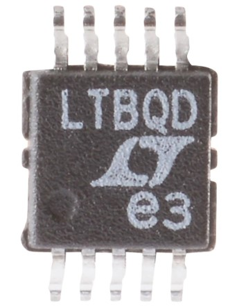 LT3750 Capacitor Charge Controller IC