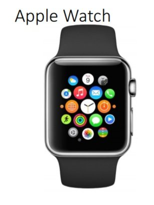 Smart watch SoC example