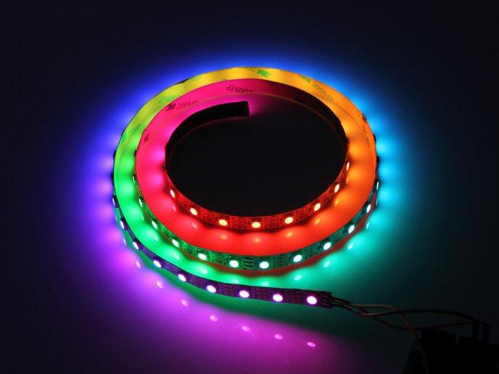 WS2812B Addressable RGB LED strip
