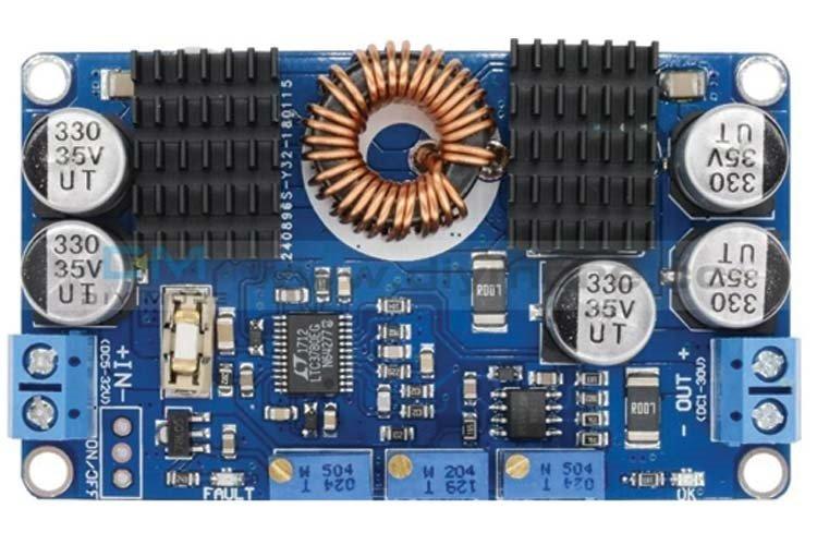 LTC3780 DC-DC Step up Module