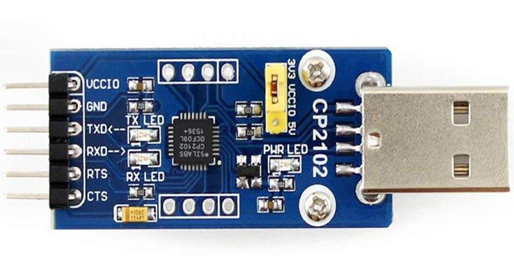 CP2102 UART Module
