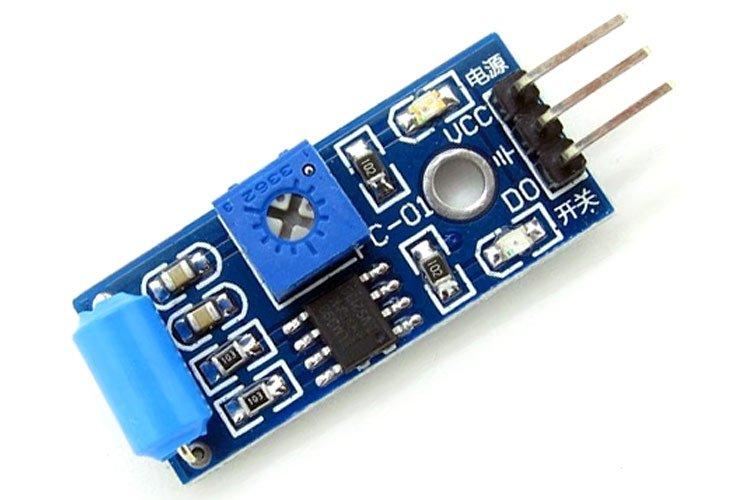 SW-420 Vibration Sensor Module