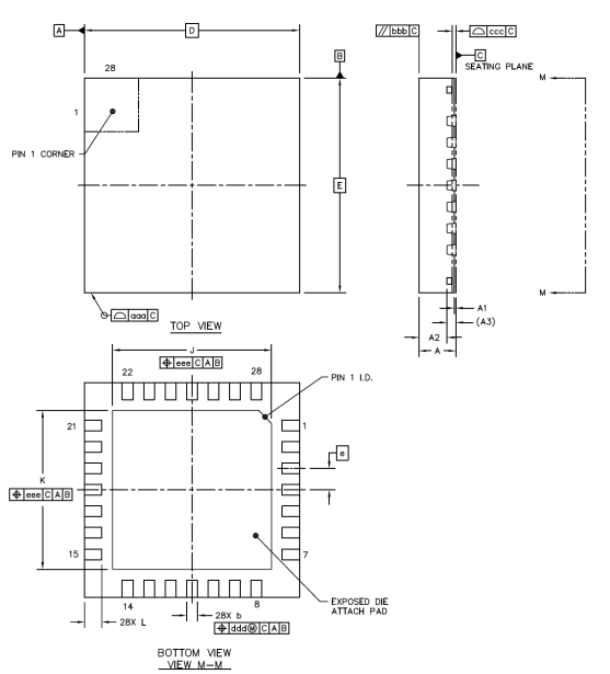 TMC2209- 2D Model