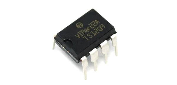 VIPER22A SMPS Controller IC