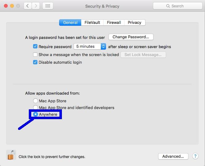 Installing Thonny IDE Mac OS X 5