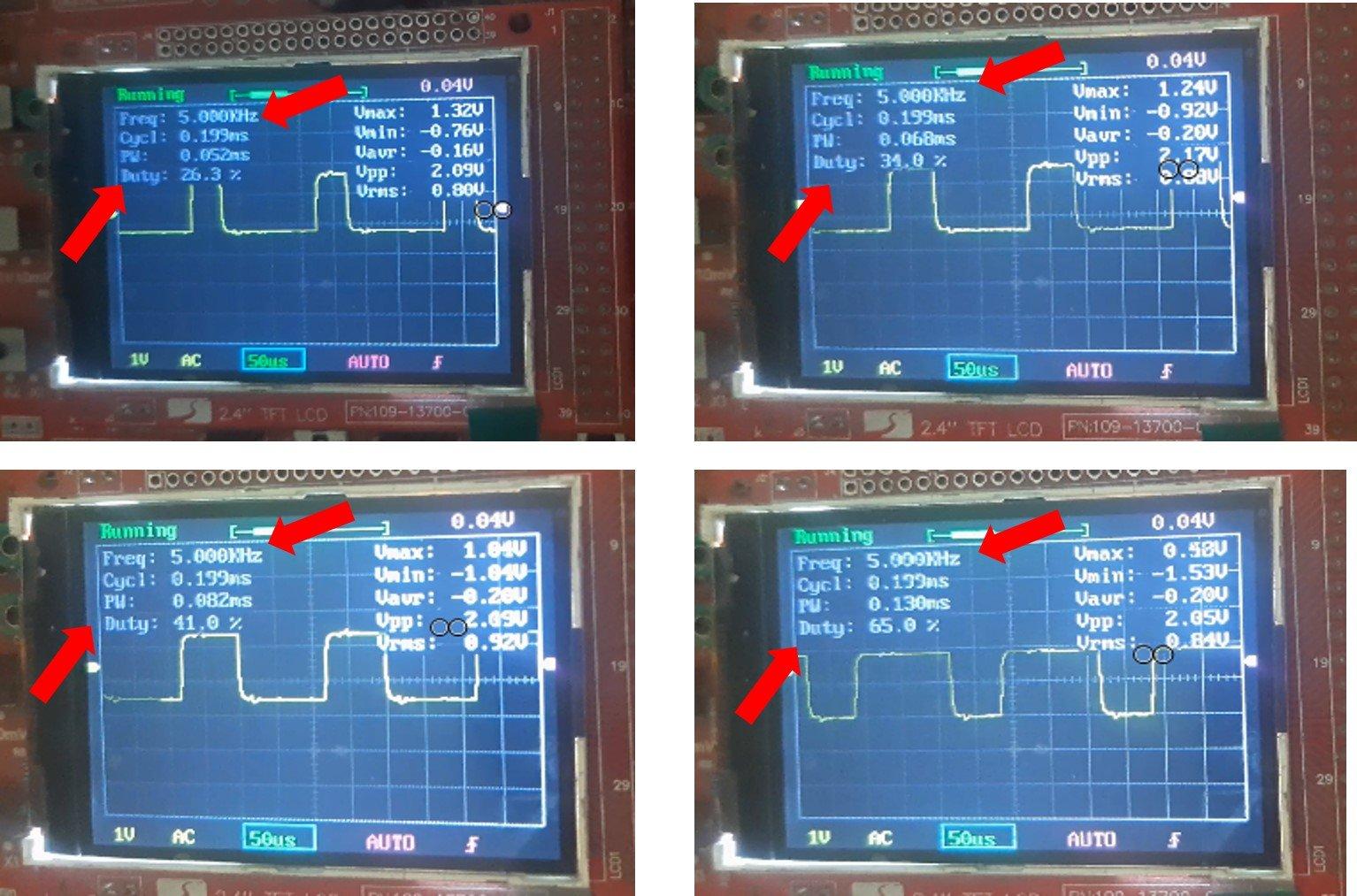 MicroPython variable duty cycle PWM ESP32 ESP8266