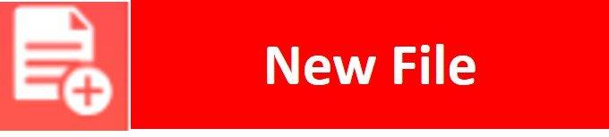 uPyCraft IDE create new file
