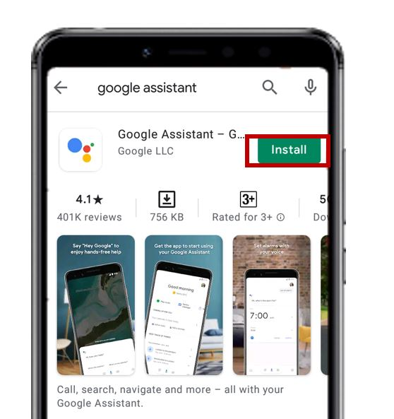 Adafruit IO getting demo google assistant install