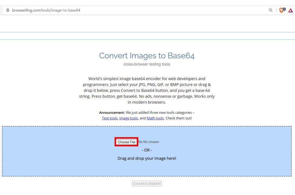 ESP image web server Base64 image1