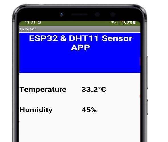 ESP32 Google Firebase build your own app 1