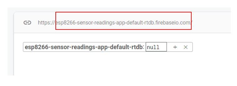 ESP8266 Google Firebase build your own app 7