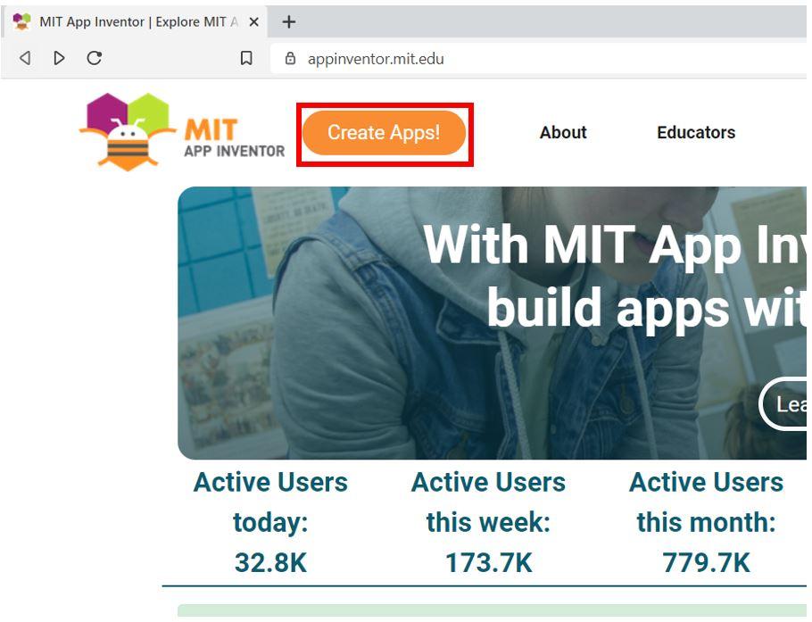 ESP8266 Google Firebase build your own app MIT Inventor 1