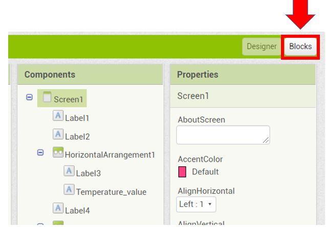 ESP8266 Google Firebase build your own app MIT Inventor 14
