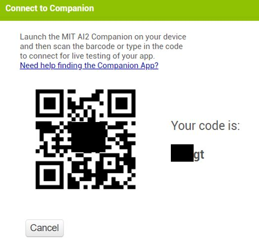 ESP8266 Google Firebase build your own app MIT Inventor 19