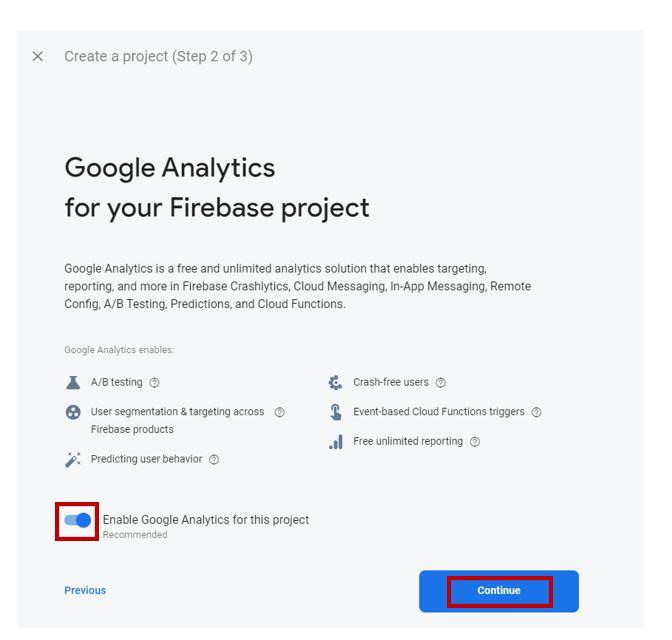 Google Firebase Getting Started no4