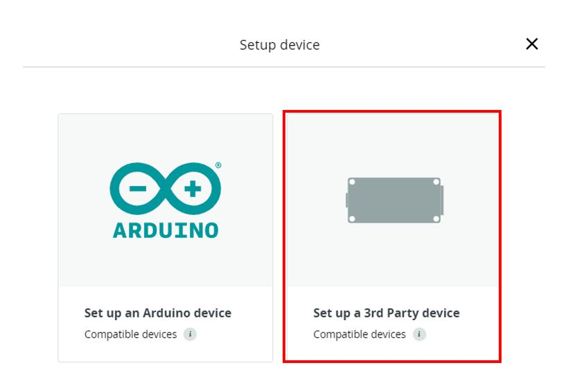 Arduino IoT cloud getting started 13