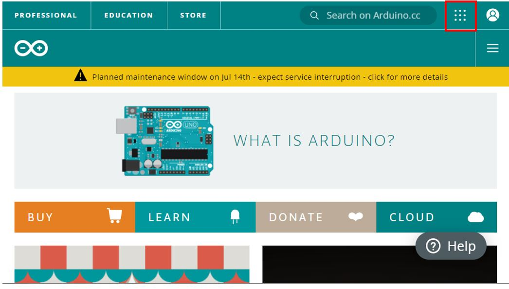 Arduino IoT cloud getting started 3