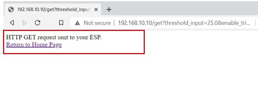 ESP32 & ESP8266 thermostat web server demo3