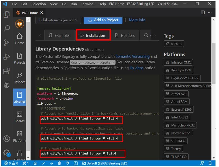 VS Code with PlatformIO 25