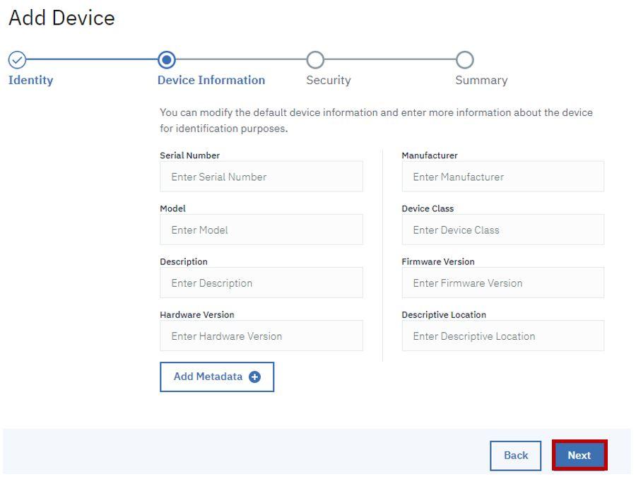 IBM cloud platform add device pic2