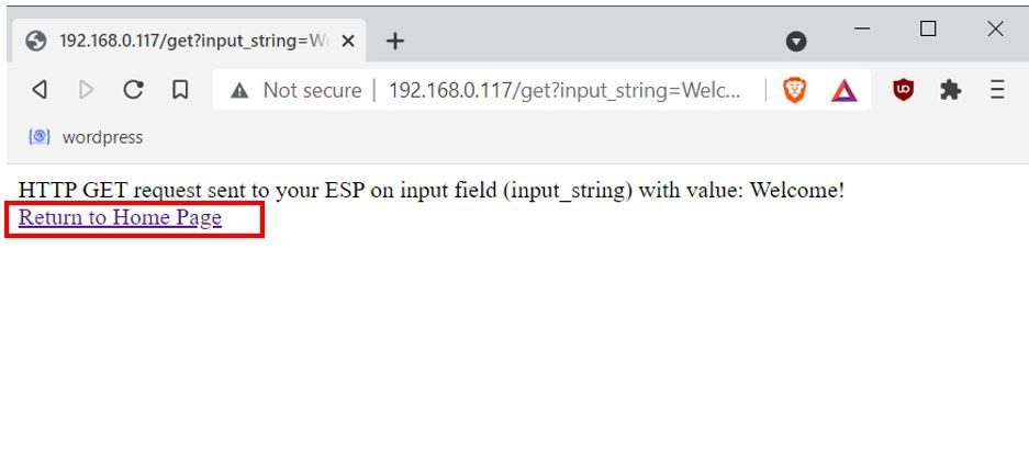 input data on HTML form web server Example1 pic3
