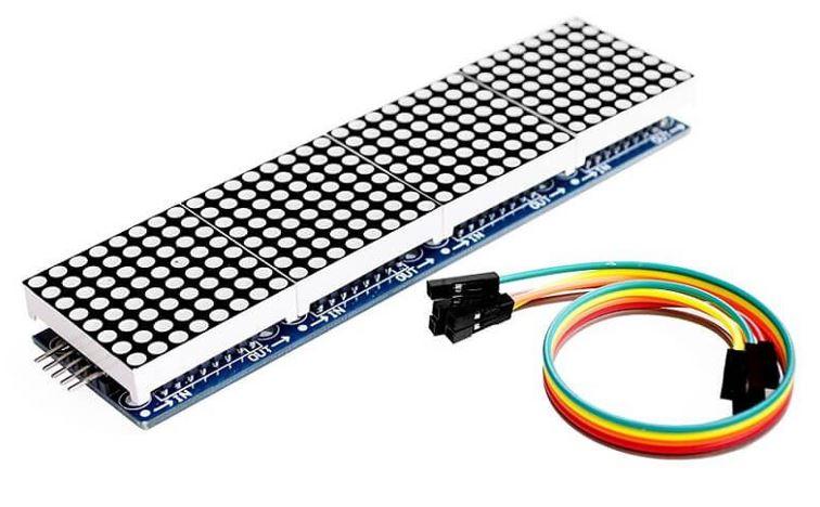 MAX7219 led matrix FC-16 module